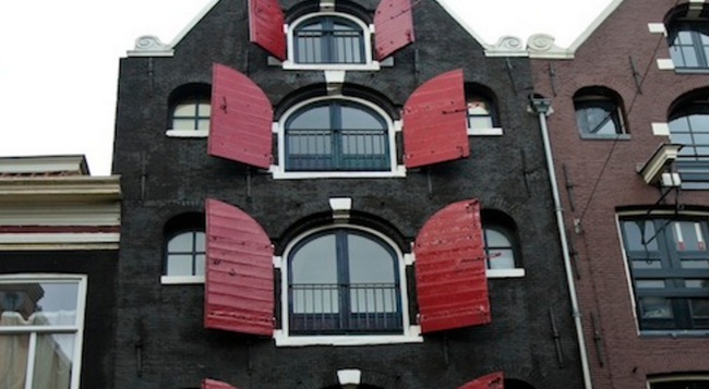 Crown Bed And Breakfast Amsterdam - アムステルダム - 建物