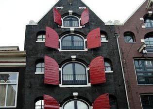 クラウンベッド & ブレックファースト アムステルダム