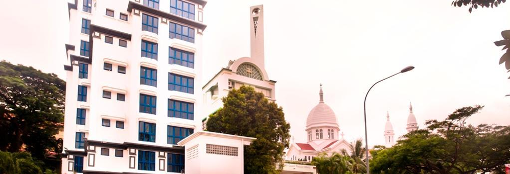 ハーバー ヴィル ホテル - シンガポール - 建物
