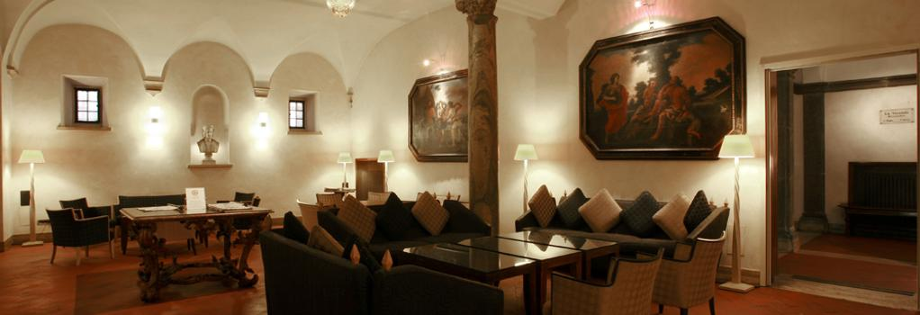 Hotel Columbus - ローマ - ロビー