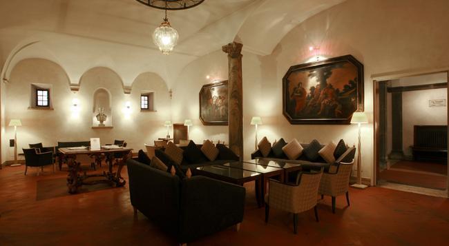ホテル コロンバス - ローマ - ロビー
