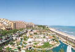 Apartamentos Turísticos Marina d'Or 2 Línea - Oropesa del Mar - ビーチ