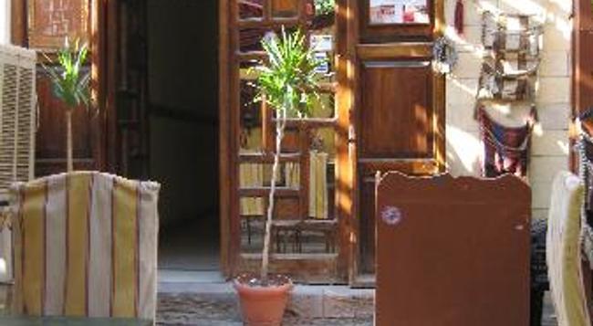 ネフェルティティ ホテル ルクソール - Luxor - 建物