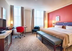 レオナルド ロイヤル ホテル ベルリン アレクサンダープラッツ - ベルリン - 寝室