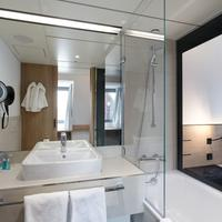 ゾラート ホテル ザックス ニュルンベルク Bathroom