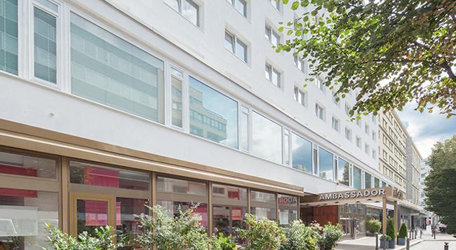 ソラト ホテル アンバサダー - ベルリン - 屋外の景色