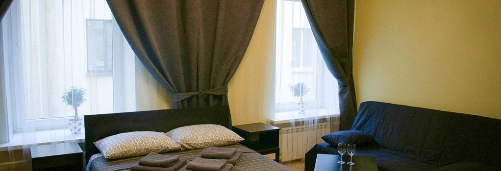 Mini Hotel Belaya Noch - サンクトペテルブルク - 寝室