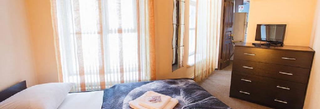 Aleksandr Green Mini-Hotel - サンクトペテルブルク - 寝室