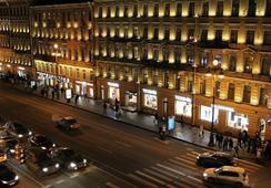 Aleksandr Green Mini-Hotel - サンクトペテルブルク - 屋外の景色