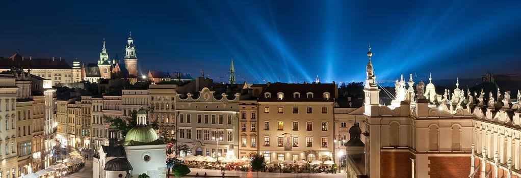 ホテル ヴェンツェル - クラクフ - 建物