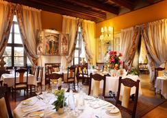 ホテル ヴェンツェル - クラクフ - レストラン