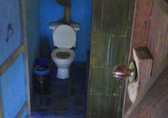 Blue Butterfly Hotel - Puerto Viejo de Talamanca - 浴室