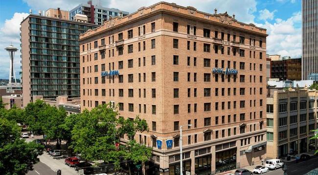 ホテル アンドラ - シアトル - 建物