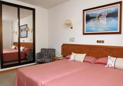 Hotel Don Carmelo - アビラ - 寝室