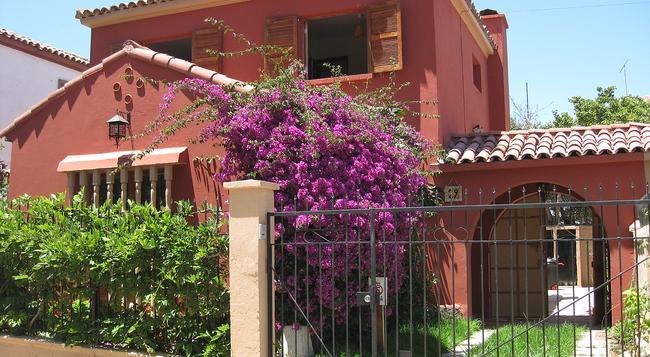 Hostal El Arbol - ラ・セレナ - 建物