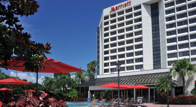 Tampa Marriott Westshore - タンパ - 建物