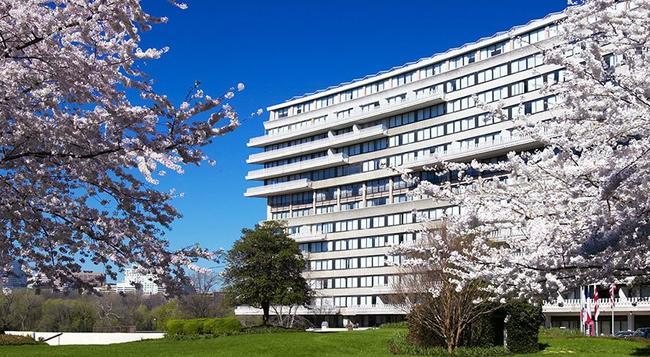 ザ ウォーターゲート ホテル - ワシントン - 建物