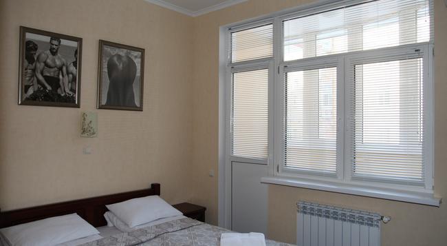 アイリスホテルズ - キエフ - 寝室
