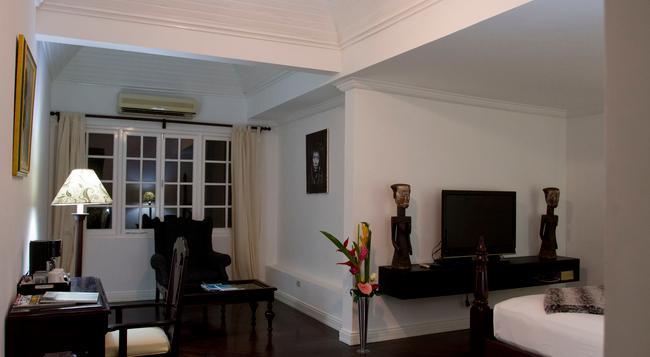 Grand Port Royal Hotel Marina & Spa - キングストン - 寝室