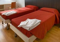 ホテル シェアリング - トリノ - 寝室
