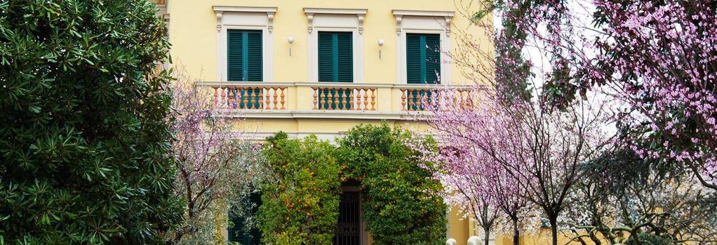 ディモーラ サルビアーティ - フィレンツェ - 建物