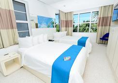 クリーブランダー ホテル - マイアミ・ビーチ - 寝室