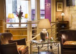 Hotel des Arts Montmartre - パリ - ラウンジ