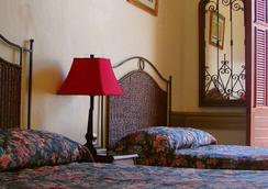 Boutique Hotel Belgica - ポンセ - 寝室