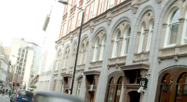 LSE グロスヴェノール - ロンドン - 建物