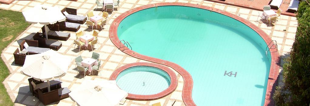 Karnak Hotel - Luxor - プール