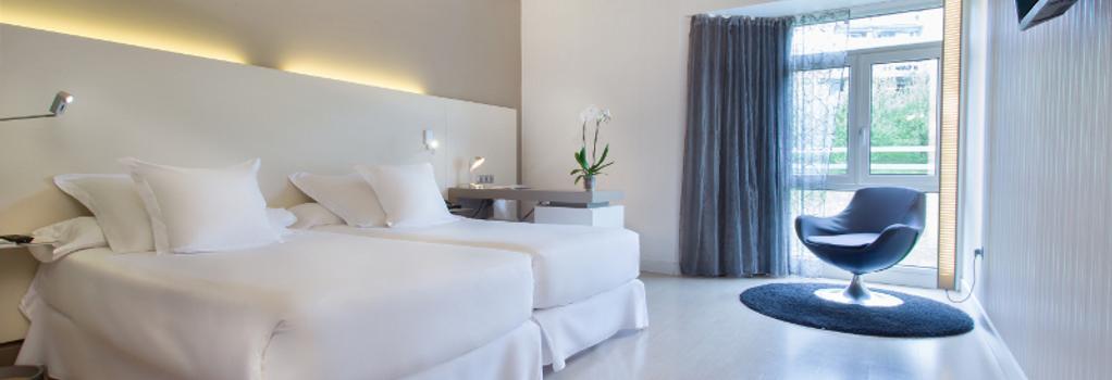 バルセロ コスタ バスカ - San Sebastian - 寝室