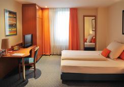 ホテル ザヴァティウス - ケルン - 寝室