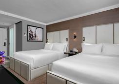 ザ マンハッタン アット タイムズスクエア - ニューヨーク - 寝室