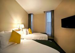 ソーホー ガーデン ホテル - ニューヨーク - 寝室