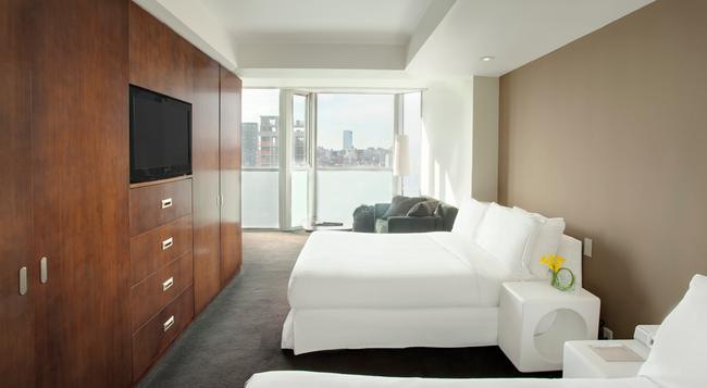 ホテル オン リビングストン - ニューヨーク - 寝室