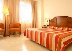 エキスポ ホテル バレンシア - バレンシア - 寝室