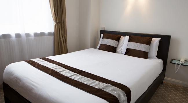 アスペン サービスアパートメント - ロンドン - 寝室