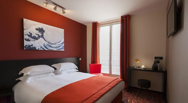 エルッシオテル - パリ - 寝室
