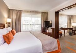 プラザ エル ボスク エブロ - サンティアゴ - 寝室
