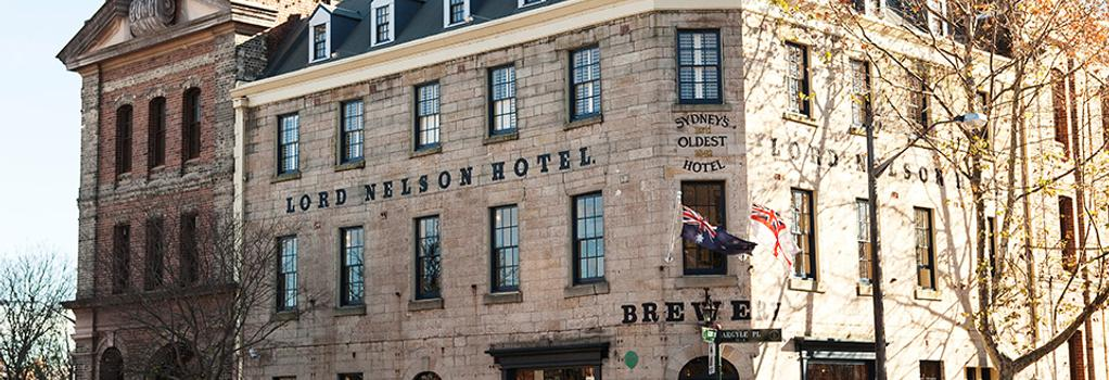 Lord Nelson Brewery Hotel - シドニー - 建物