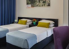 ポート ホテル - テル・アビブ - 寝室