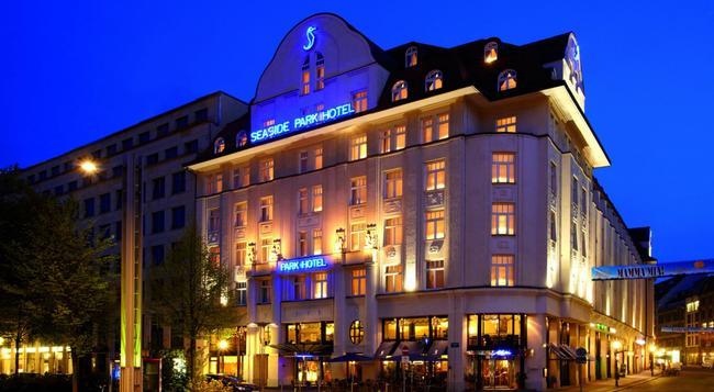 シーサイド パーク ホテル ライプツィヒ - ライプチヒ - 建物