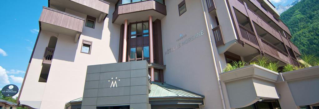 ブティック ホテル ル モルガンヌ - シャモニー・モンブラン - 建物