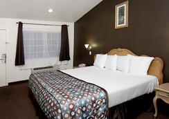 Anaheim Discovery Inn & Suites - アナハイム - 寝室