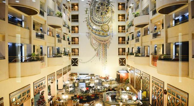 ライコ リージェンシー ホテル - ナイロビ - レストラン