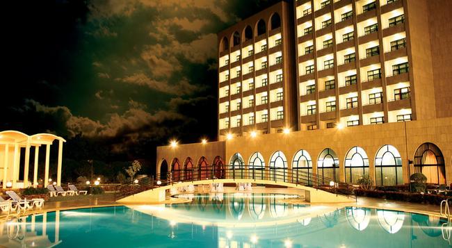 Ledger Plaza Hotel N'Djamena - Ndjamena - 屋外の景色
