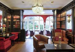 アポロファースト ブティック ホテル - アムステルダム - レストラン