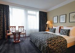 アポロファースト ブティック ホテル - アムステルダム - 寝室