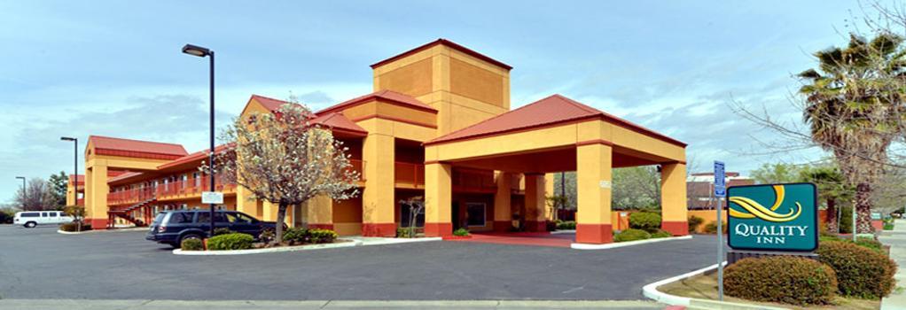 Quality Inn Fresno Near University - フレズノ - 建物