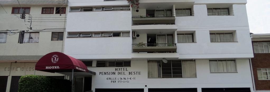 Hotel Del Oeste B&B - カリ - 建物